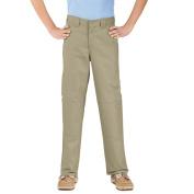 Genuine Dickies Boy's Double-Knee Multi Pocket Twill Pants