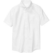 George - Boys\' Short-Sleeve Oxford Shirt