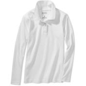 George - Girls\' Plus Long-Sleeve Polo Shirt