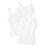 Hanes Baby Toddler Girl 3-Pack Camis Tanks, 6-pack