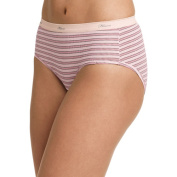 Hanes Womens Cotton Low-Rise Brief Panties 6-Pack