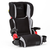 The First Years - B570 Booster Seat, Sticks and Stones/Black and Grey