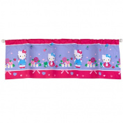 Hello Kitty Springtime Friends Window Valance
