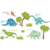 WallPops Dinosaur Expedition Decals