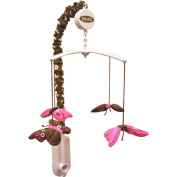 Bacati Musical Mobile, Butterflies