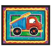 Timeless Frames Dump Truck Framed Art, 10x8