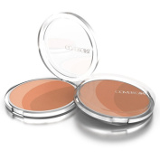 COVERGIRL Clean Glow Lightweight Powder Blush, Peaches 110, .1240ml