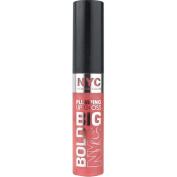 NYC New York Colour Big Bold Plumping Lip Gloss, Pleasantly Plump Pink