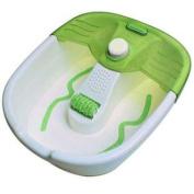 Dr. Scholl's Invigorating Foot Spa, White/Green