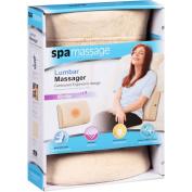 Spa Massage Lumbar Massager, Beige