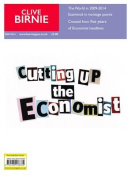 Cutting Up the Economist