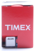 Timex Men's Expedition Metal Field Sesame Dial Watch, Brown Leather Strap