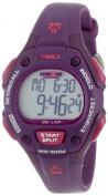 Timex Women's Ironman Traditional 30-Lap Plum Watch, Resin Strap
