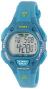 Timex Women's Ironman Traditional 30-Lap Teal Watch, Resin Strap