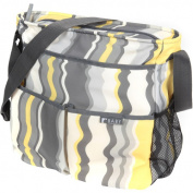 California Innovations Jordan Baby Tote Arabesque Nappy Bag