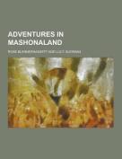 Adventures in Mashonaland