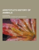 Aristotle's History of Animals; In Ten Books