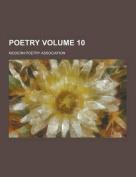 Poetry Volume 10