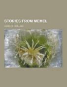 Stories from Memel