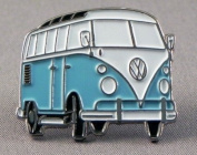 Metal Enamel Pin Badge Brooch Volkswagen VW Camper Van Transporter