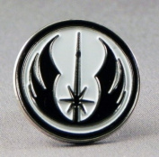 Metal Enamel Pin Badge Brooch Star Wars Order of Jedi Warrior Insignia