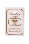 Guardian Angel Lapel Brooch