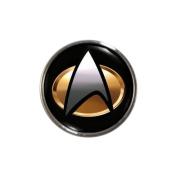 Sci Fi Design Metal Fridge Magnet