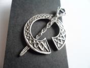 Tara Celtic English Pewter Pin / Brooch