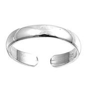 Toe Ring Sterling Silver Model 8