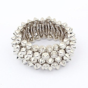 Punk Style Atmosphere Stretch Bracelet