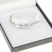 Love Bangles - Laugh Often Love Much Laugh Often Bangle