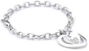 Morellato White Crystals Bracelet Steel Sogno SUI03