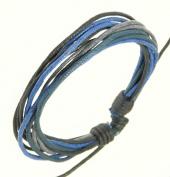 Neptune Giftware Mens Surf Surfer Style Multi-Coloured Cord Bracelet Wristband - 92