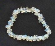 Healing Gemstone Jewellery Opalite Crystal Gemstone Chips Bracelet
