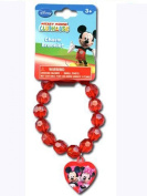Mickey Mouse Charm Bracelet - Girls Fashion Accessories