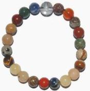 Mixed Gemstone Power Bracelet