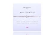A Little Friendship Grey Heart By Joma Jewellery