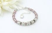 Naming Day Gift Bracelet - Holy Communion Gift