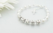 Childrens Name Bracelet - Christening Jewellery Gift
