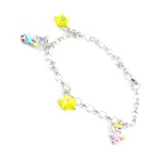 "Bracelet child ""Nuit Calme"" multicoloured."