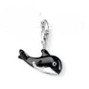 Dream Charms and Silver Jewellery Killer Whale Charm