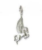 Dream Charms and Silver Jewellery Lucky Pegasus Charm