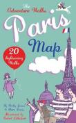 Adventure Walks Paris Map, the