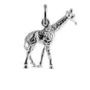 TheCharmWorks Sterling Silver Giraffe Charm