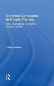 Common Complaints in Couple Therapy