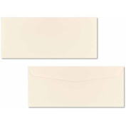 Classic Crest #10 Envelope, Traditional, Baronial Ivory, 500/Box