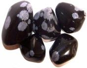 Snowflake Obsidian Tumblestones 50grms