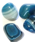 Blue Banded Agate Tumblestones 50grms
