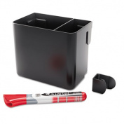 Prestige Connects 2 Accessory Storage Cup, 5 x 3 x 4, Plastic, Black