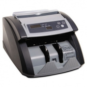 STEELMASTER(R) 5520UM Counterfeit Currency Detector, Black